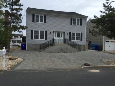 Photo for Waterfront Summer Rental In Exclusive Mantoloking NJ - Bring The Whole Family!!!