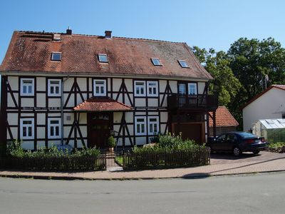 Photo for DG-3 bedroom apartment in a listed timber-framed house in 1837