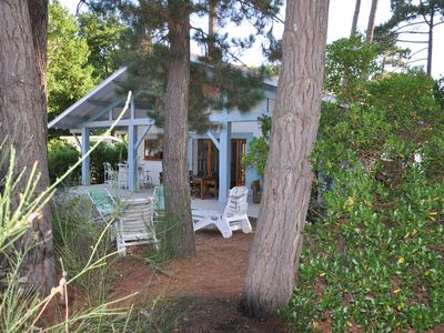 Photo for Cap Ferret between Basin and Ocean Villa 4 bedrooms