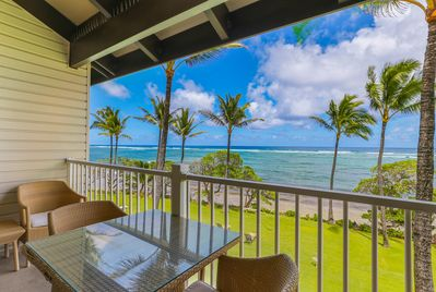 Private 3rd floor Oceanfront Lanai