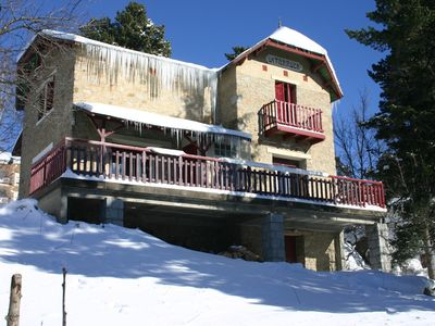 Photo for Family chalet, exceptional mountain view Cerdanya