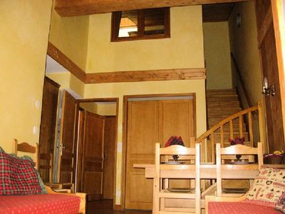 Photo for The Balconies of Val Cenis The Haut *** - 3 Rooms 5/7 People