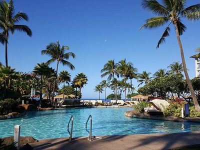 Photo for Fantastic 2 Bedroom Lockoff Oceanview Unit At The Spectacular Westin Kaanapali