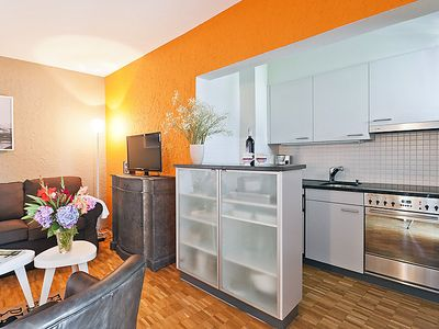 Photo for Apartment Junior Suite Modern in Ascona - 4 persons, 1 bedrooms