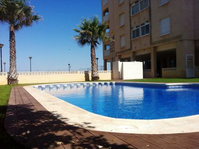 Photo for Costa Calida Two Bedroom Apartment LMHR04