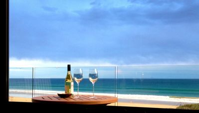 Photo for THEBEACH GREAT OCEAN ROAD Beachfront Luxury Accommodation with sensational views