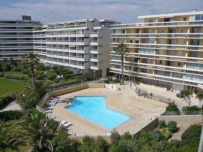 Photo for Apartment in Canet-en-Roussillon with Lift, Internet, Pool, Balcony (650218)