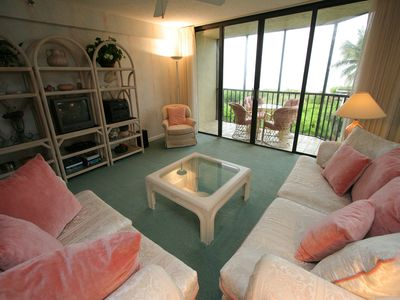 Photo for Villas of Avignon #103:  2 BR + Den / 2 BA Condo on Longboat Key by RVA, Sleeps 6