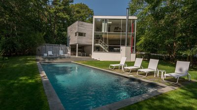 Photo for Modern Chic In East Hampton