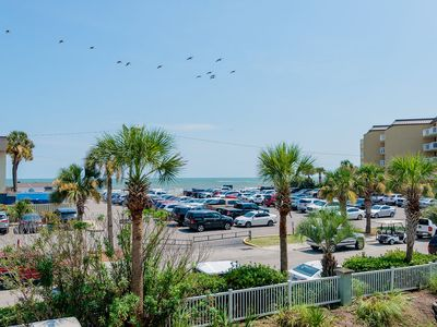 Photo for Pavilion Watch 2B - Oceanview Condo - Pool