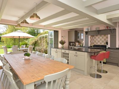 Luxurious renovated 18th Century Old Watermill