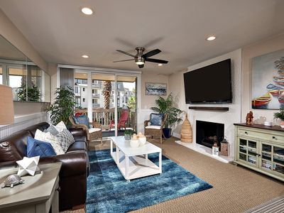 Photo for Newly Renovated, Walk to the Beach, Direct ocean view from Master and the Deck