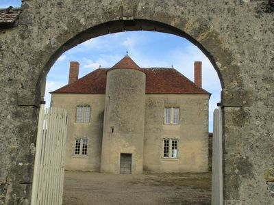 Photo for 17th century manor house in the Nièvre.