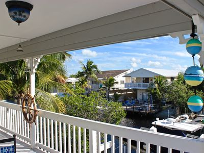 Photo for Key Largo Retreat with Canal Frontage Leading to the Atlantic Ocean