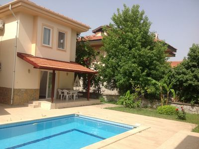 Photo for Beautifully Located Villa with Shared Pool