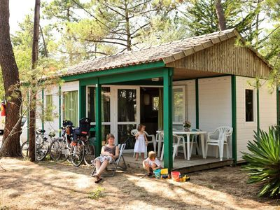 Photo for Camping Signol ***** - Chalet for 6 People