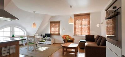 """Photo for Apartment """"The Green"""" 