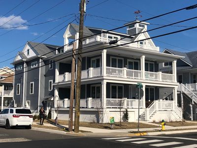 Photo for NEW HOME! 5 MINUTE WALK TO BEACH AND BOARDWALK! SLEEPS 22! MUST SEE!