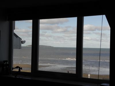 Photo for Stunning Penthouse Overlooking The Beach In Llanfairfechan