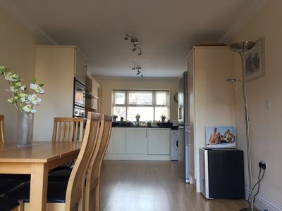 Fully fitted kitchen breakfast room