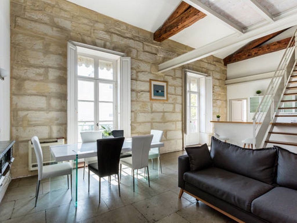 Haussmann Apartment Of 100m2 In The City Center