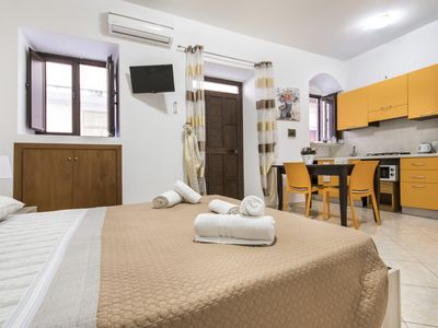 Photo for Studio Vacation Rental in Campofelice di Roccella, Sicilia