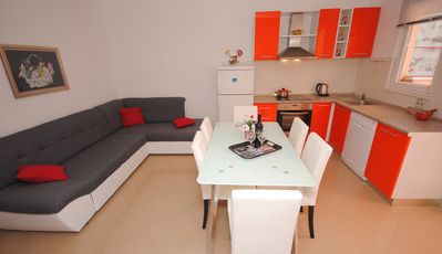 Photo for Colorful apartment for 4+2 in Katela