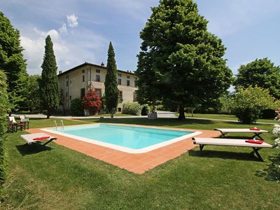 Photo for Villa in Segromigno In Monte with 8 bedrooms sleeps 16