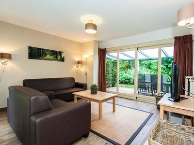 Photo for 4-person bungalow in the holiday park Landal Duc de Brabant - rural location