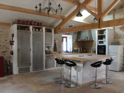 Photo for Haute-Loire limit Ardèche, renovated farmhouse, home up to 6 people