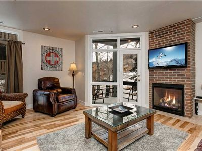 Photo for $100 off Cleaning! Down Hill Walk to Main St w/ Free Shuttle – Rooftop Hot Tub