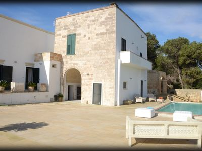Photo for Liberty Villa in the heart of Santa Maria di Leuca, 240 m from the sea