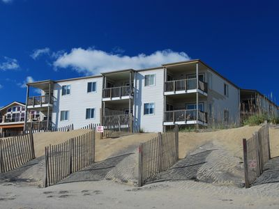 Photo for Permanent Waves at Sea Oats Villas 2 Bedroom Oceanfront Condo, Includes Pool & Beach Access!
