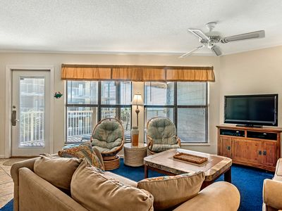 Photo for Sandpiper 14B ~ Great Family Beachview Condo ~ Bender Vacation Rentals