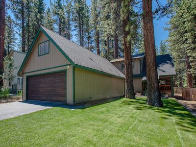 Photo for A Great Family Home in South Lake Tahoe in a Perfect Location!