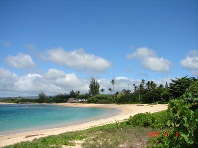 Photo for Haleiwa Beachfront Condo.  Perfect Peaceful Paradise!