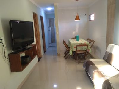 Photo for Arraial do Cabo SOME STEPS FROM THE BEACH, Apartment fine treat!
