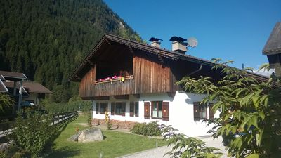 Photo for Unique detached chalet for 10 people, 400m from Penkenbahn Mayrhofen center