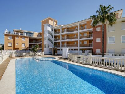 Photo for Apartment Coral Playa in Dénia - 4 persons, 2 bedrooms