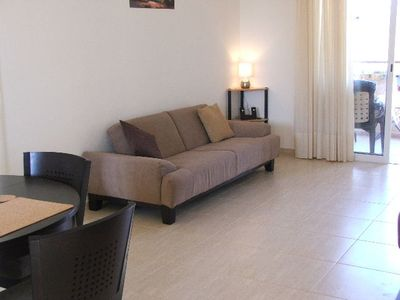 Photo for MANDRIA- Spacious 2 Bed Apt in Lovely Semi-Rural Area, Suit Golfers / Families