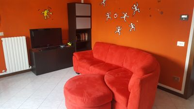 Photo for Apartment 70sqm 2 bedrooms on the first floor supercompleto