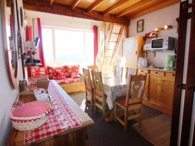 Photo for Apartment Alpe d'Huez, 3 bedrooms, 6 persons
