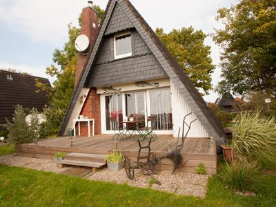 Photo for Only roofed holiday home in Carolinensiel (60 m²) for 4 - 5 persons