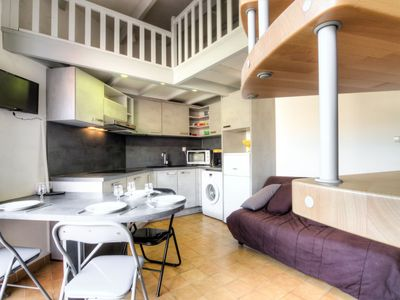 Photo for Apartment Résidence Capao in Cap d'Agde - 6 persons, 1 bedrooms