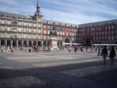 calendrier vacances madrid