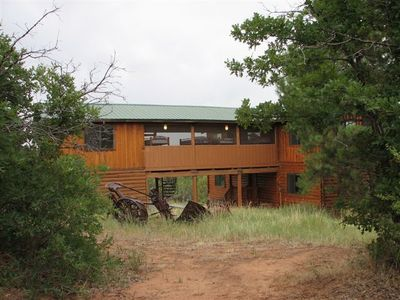 Photo for Large Family Cabin near Zion National Park - Moose Lodge