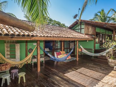 Photo for Charming Bungalow between Trancoso and Caraiva