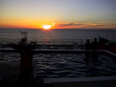 Photo for On Los Muertos Beach, La Palapa top floor, Rooftop Heated Pool, Wifi