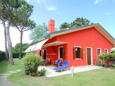 Photo for Vacation home Ferienhaus 'Albarella' (ALR260) in Albarella - 7 persons, 3 bedrooms