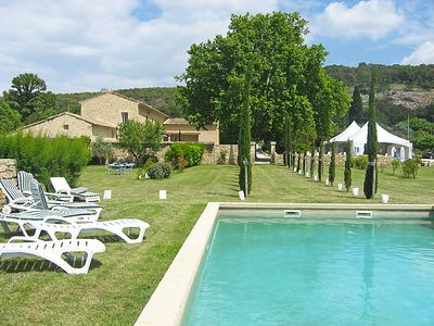 Photo for Vacation home Les Bartavelles in Cavaillon - 14 persons, 7 bedrooms